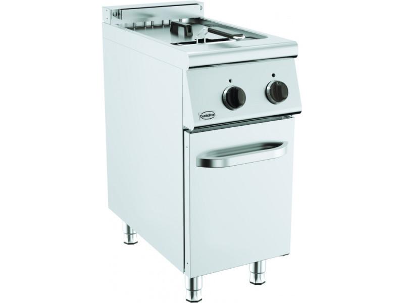 Friteuse sur meuble triphasée - 10 ou 20 litres - combisteel - 400x700