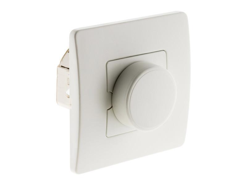 Variateur 60 - 300 watts blanc 132186