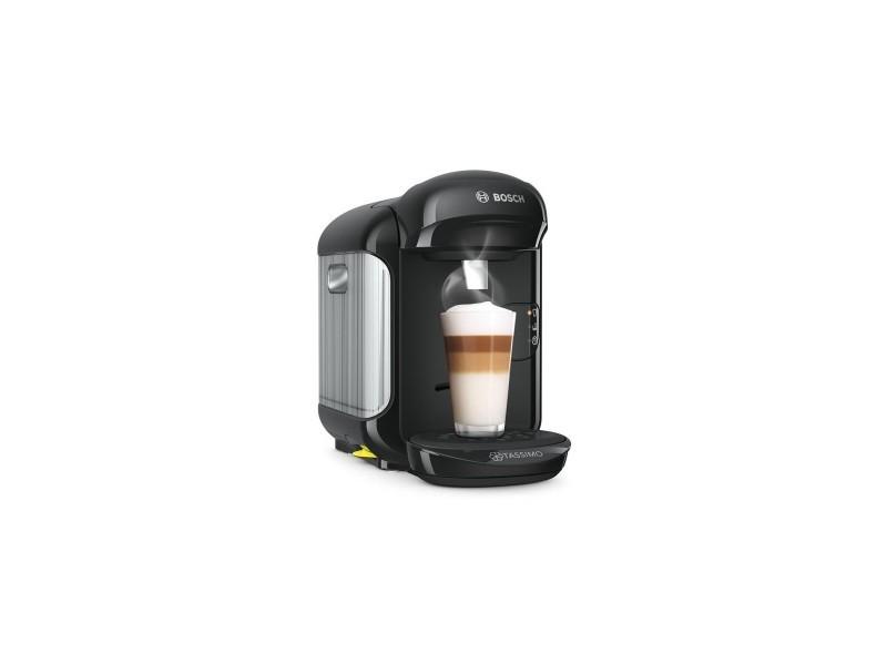 Tassimo noir machine à café multi-boissons tassimo vivy
