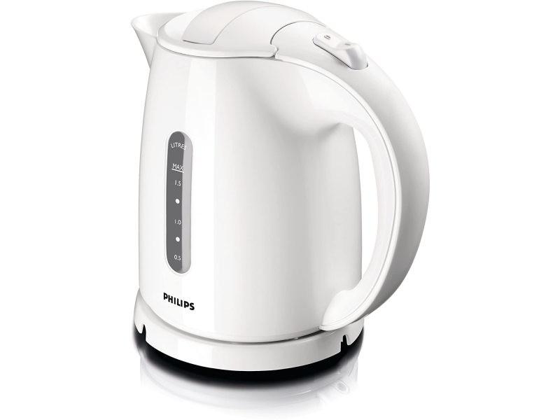 Bouilloire électrique de 1,5l 2400w blanc