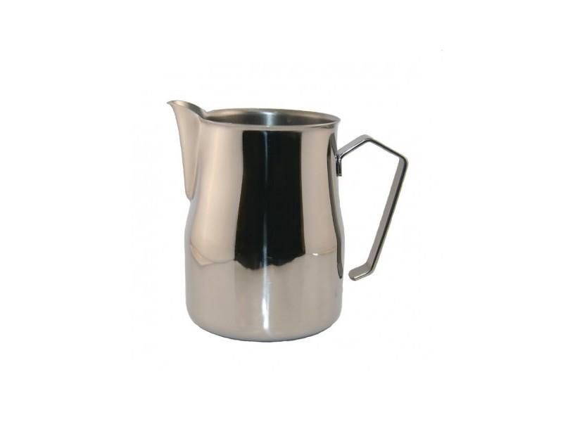 Pichet à lait inox pour latte art- 500 ml - inox 50 cl