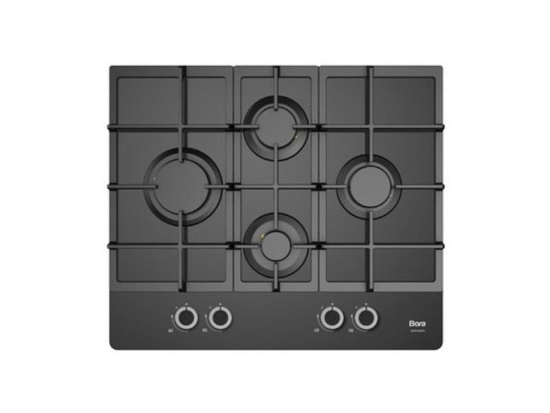 Table de cuisson gaz bora bortg4etn noir