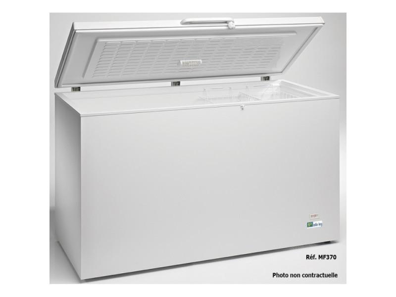 Congélateur bahut - de 195 à 376 litres - afi collin lucy - 304 litres 1170 mm