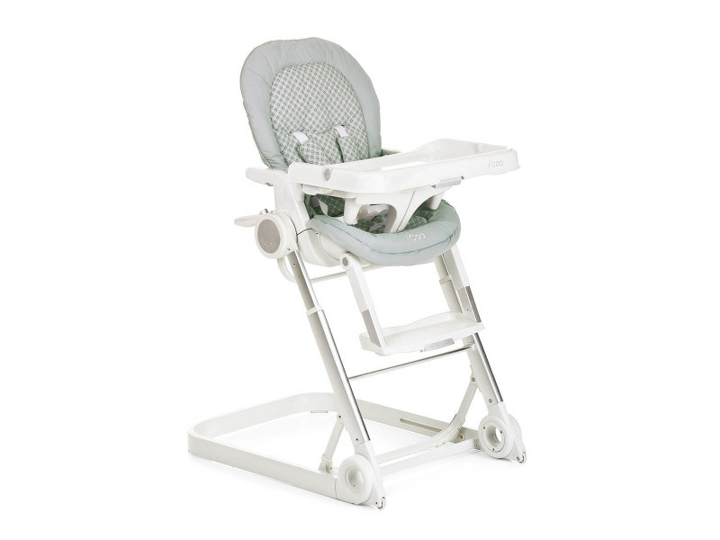 Icoo Vente Chaise Me Haute With De 123 Diamond Conforama Grow Grey qLUpzMGSV