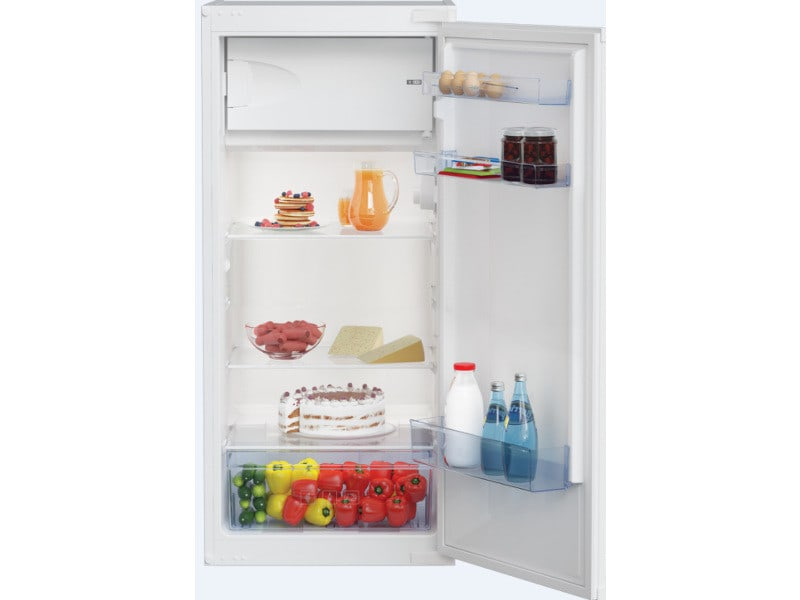 Réfrigérateur combiné beko, bssa200m3sn