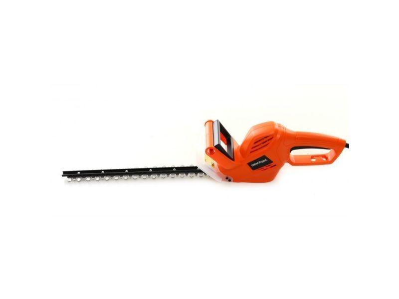 Dcraft | cisailles à haies électrique | puissance 1550 w | longueur des cisailles 510 mm | outillage électrique jardinage - orange