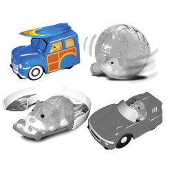 Zhu zhu pets : véhicules de luxe : camionnette + planche de surf