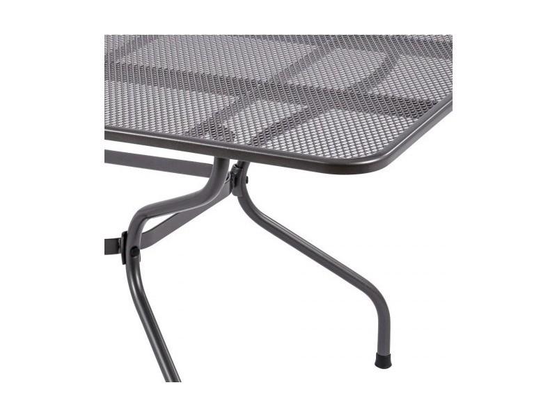 Mademoiselle kayla | table et chaises extérieur royale gris, en ...