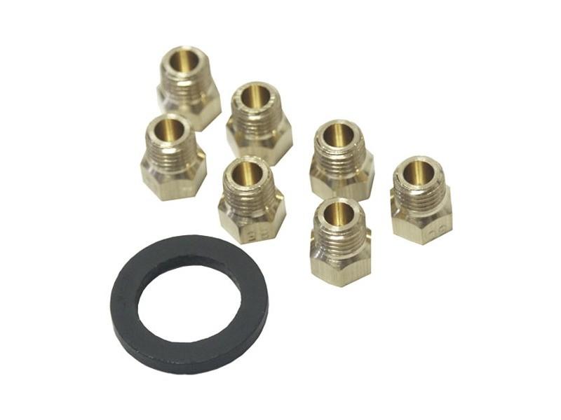 Sachet injecteurs gaz butane reference : 481931039347