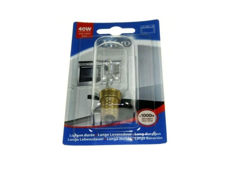 Ampoule de four 40w e14 300°c pour four arthur martin - 319256007