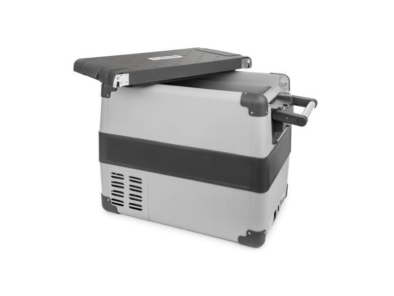 Klarstein survivor 50 glacière congélateur portable 50l -22 à 10°c - classe a++