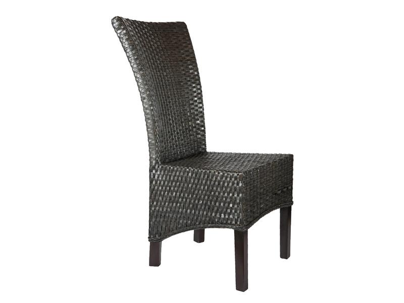 chaise alma en rotin vente de chaise conforama. Black Bedroom Furniture Sets. Home Design Ideas