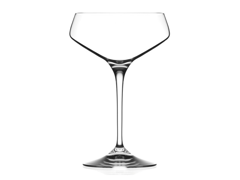Coupe à champagne 33 cl aria (lot de 6)
