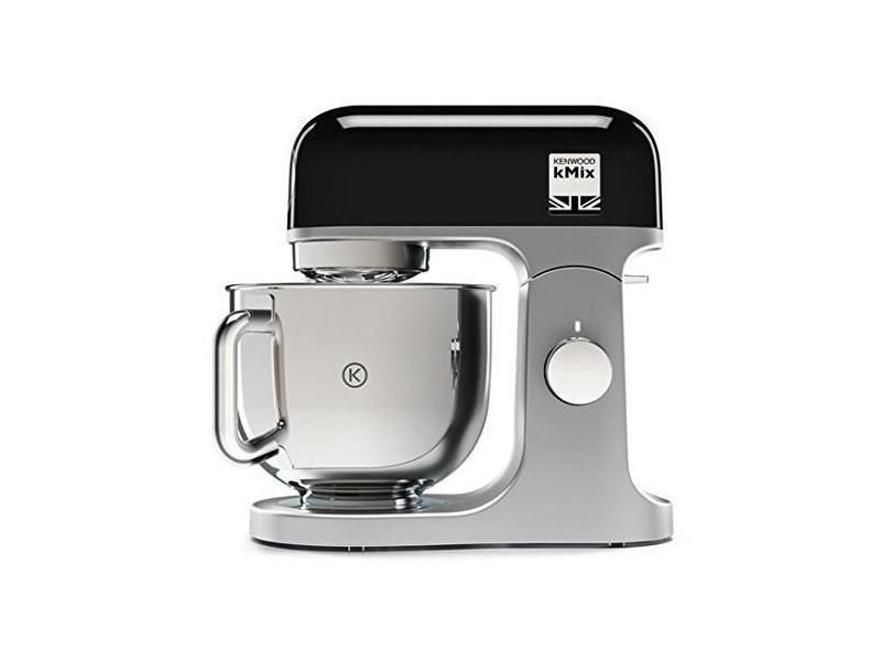 Kenwood robot pâtissier kmix noir 1000w - 5l kmx750bk KEN5011423190143