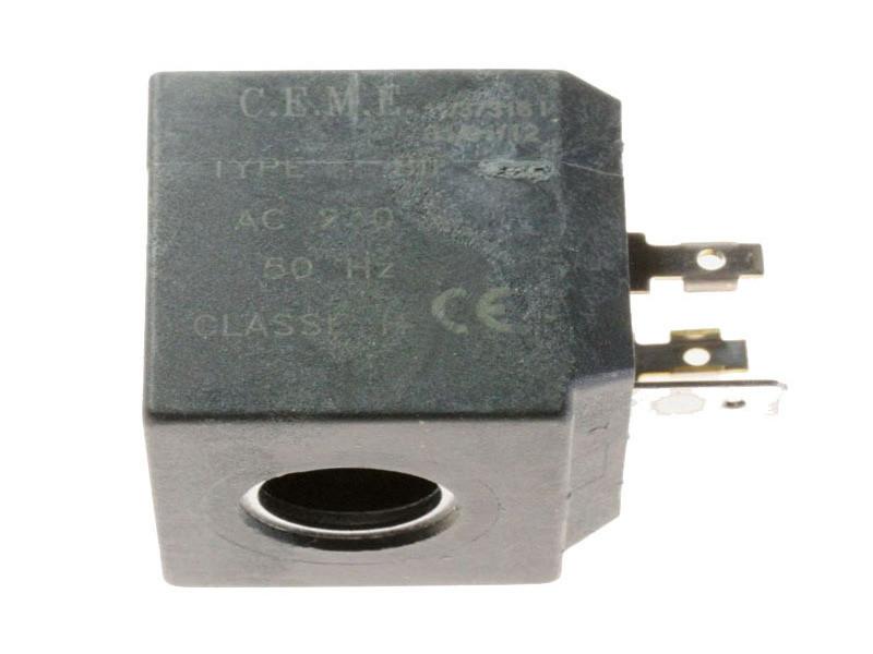 Bobine electrovanne dia10/13mm 6w 230v reference : 874164