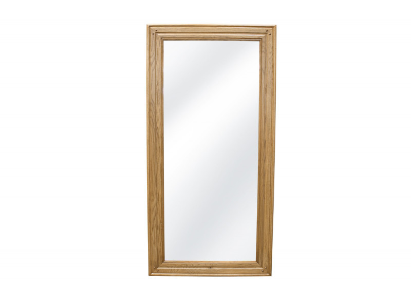 Miroir pour bahut 4 portes la bresse ch ne clair vente for Miroir pour dessus de bahut