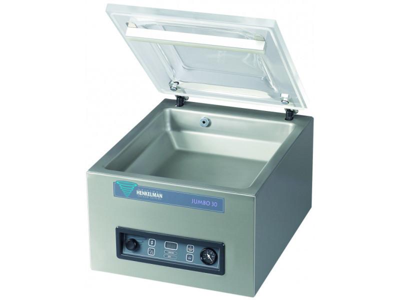 Machine de conditionnement sous vide barre de soudure 280 mm - stalgast -