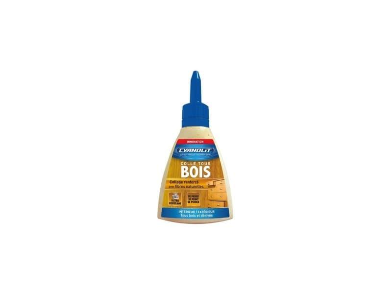 Colle bois tube 125g cyanolit CF-4330036