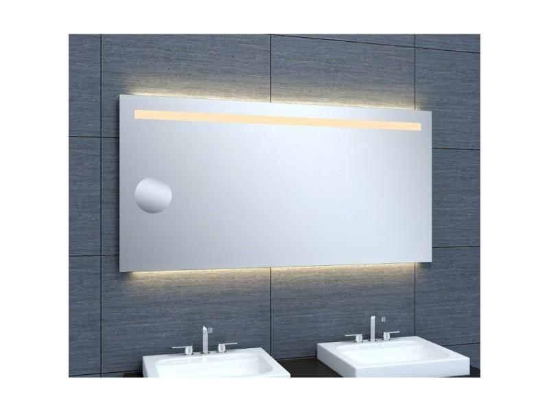 Miroir De Salle De Bains Avec éclairage Led Modèle
