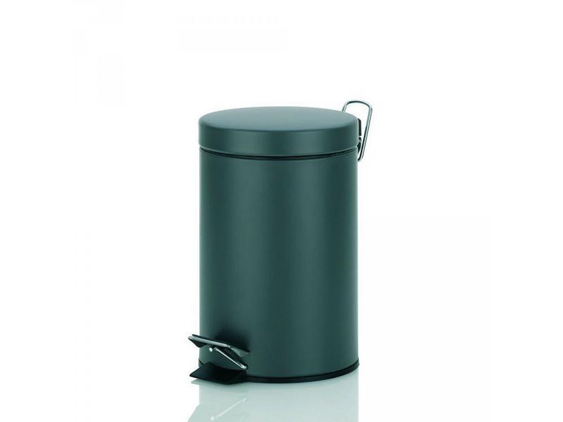 Kela poubelle 3 l canosa gris 21885