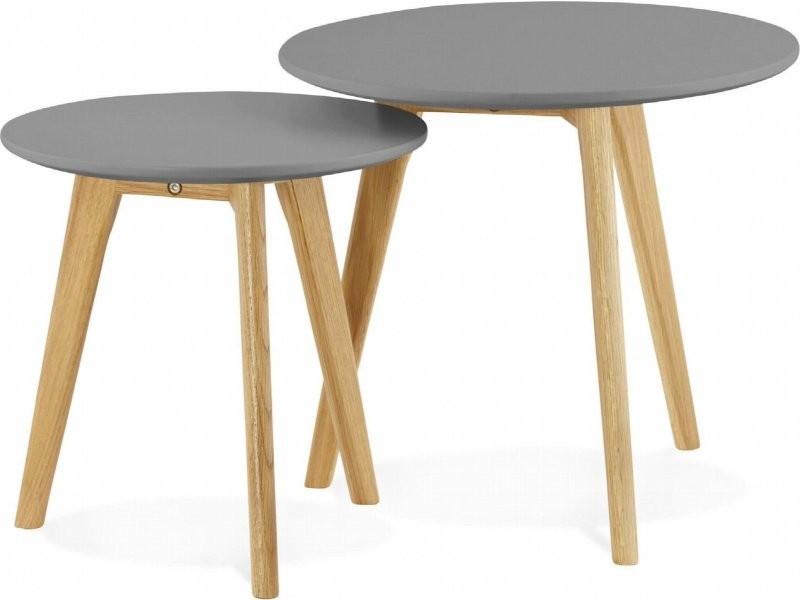 Table gigogne design espino CT00420DG