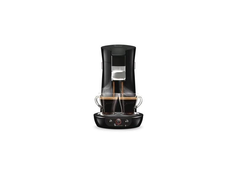 Senseo viva collection 1-2t 0,8l arret auto demarrage instantane noir