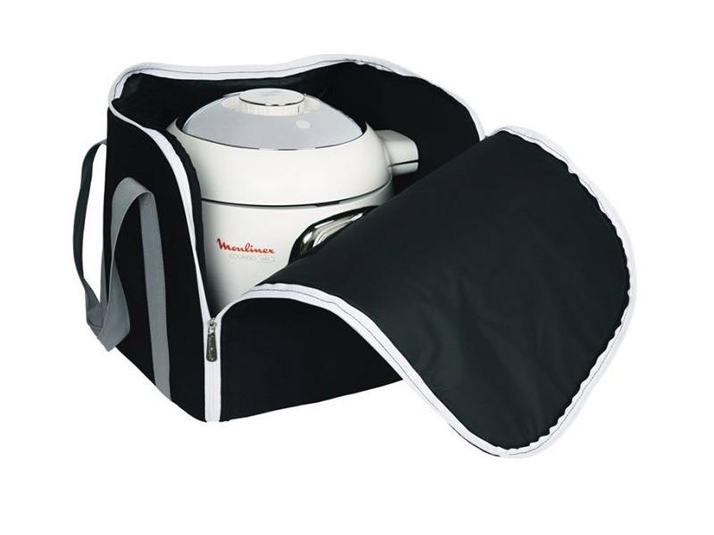 Housse de transport cookeo pour petit electromenager moulinex - xa607800