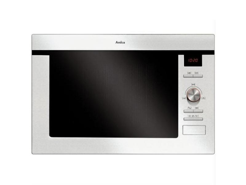 Micro-ondes gril encastrable 25l 900w inox - amb8025 amb8025