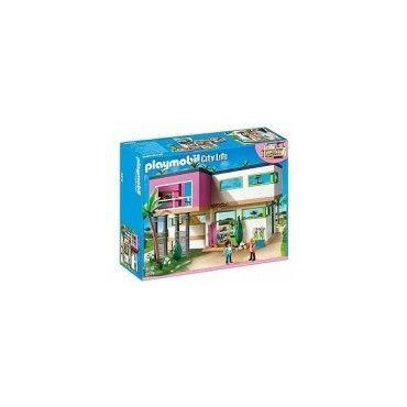 5574 playmobil maison moderne 0115 5574 - Vente de PLAYMOBIL - Conforama