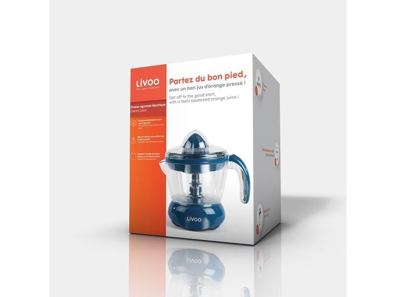 Presse agrumes électrique DOM3523930094712 Vente de LIVOO