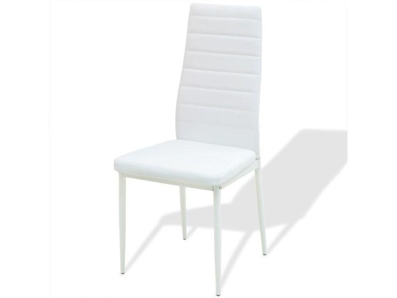Vidaxl ensemble de table et chaise salle à manger 3 pièces
