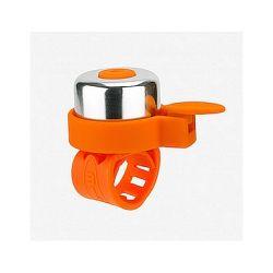 Accessoire trottinette micro sonnette orange