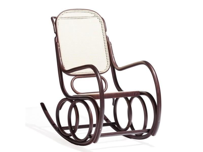 rocking chair dondelo assise et dossier en cannage vente de tous les fauteuils conforama. Black Bedroom Furniture Sets. Home Design Ideas