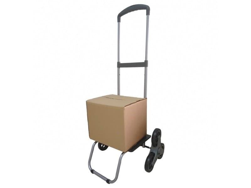 Chariot de courses 2 / 6 roues imperméable 40l/25kg poignée