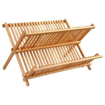 Egouttoir à Vaisselle   Bambou