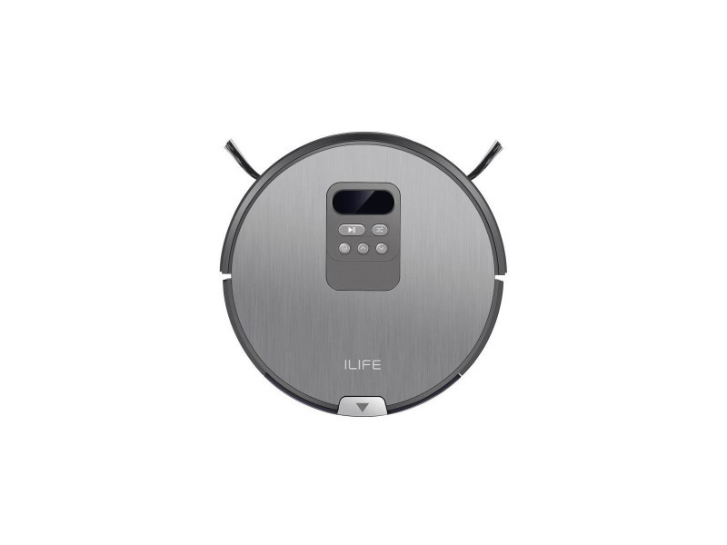 Zaco 501734 robot aspirateur laveur v80 - autonomie 130min - reservoir 750ml - puissance 22w ILI4260522140240