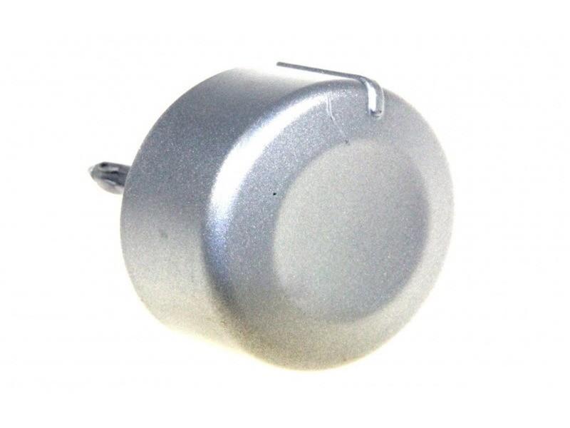 Bouton de programme silver pour lave linge whirlpool - 481241458326