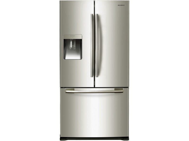 samsung r frig rateur frigo am ricain us 3 portes inox 450l a froid ventil no frost. Black Bedroom Furniture Sets. Home Design Ideas