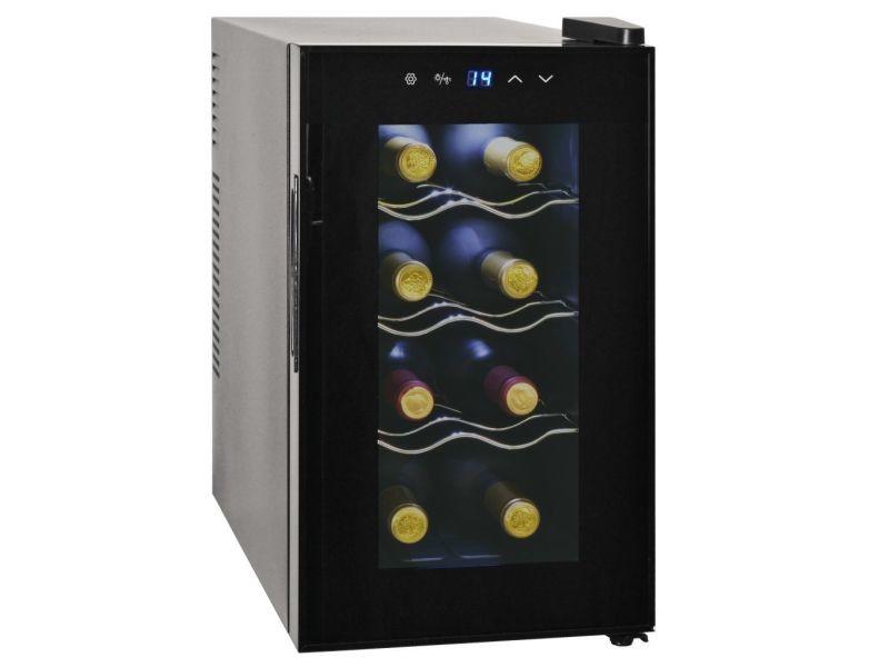 Stylé électroménager de cuisine ensemble managua frigo à vin 25 l 8 bouteilles affichage lcd