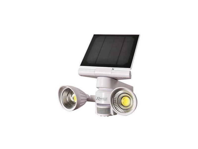 Spot Led DetecteurPrspotsol5x2 2x5w Avec Solaire Lumens 600 43A5qRLj