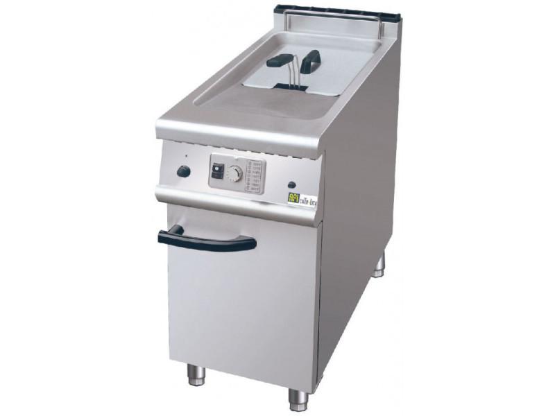 Friteuse sur coffre 20 l 15,5 kw - p 700 mm - afi collin lucy -