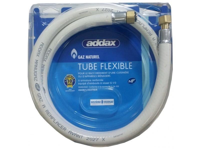 Flexible gaz naturel 10 ans 2.00m nf 36103