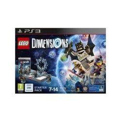 Lego dimensions - pack de démarrage ps3