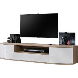 Meuble Tv Blanc Conforama