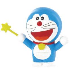 Doraemon mini figurine doraemon avec baguette 7 cm