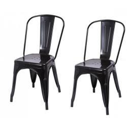Tous les mod les de chaises que vous aimez sont dans notre - Chaise metal industriel pas cher ...
