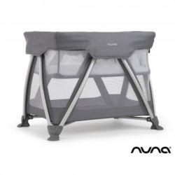 Lit parapluie Nuna Grand modèle Sena Gris foncé 0-3 ans