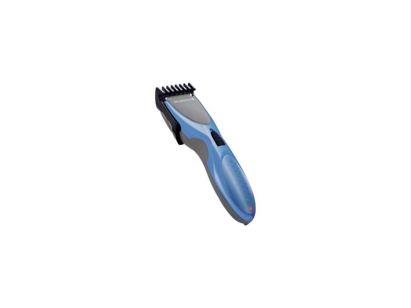 Remington hc335 coffret tondeuse cheveux titanium, utilisation avec ou sans fil - 6pcs REMHC335