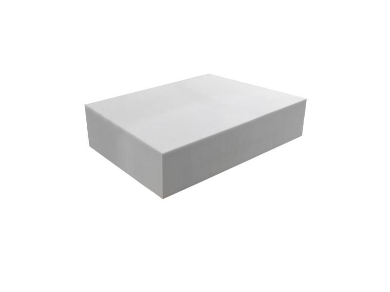 Matelas pour tous | plaque de mousse 30 kg/m³ 100x120 cm | epaisseur 20 cm 3DE.PE.30.20.1012