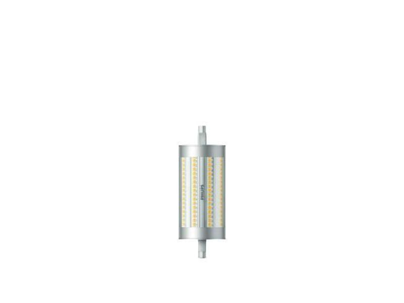 Philips ampoule led à intensité variable en plastique blanc chaud 3000 k 150 w 2460 lm 17,5 w